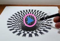 illusioni anamorfiche