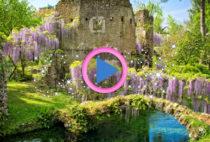 oasi di ninfa giardino